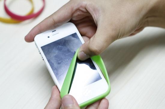DIY Simple Smartphone Bumper Case 5