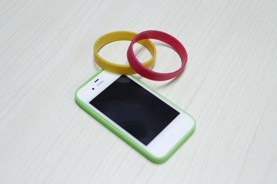 DIY Simple Smartphone Bumper Case 6