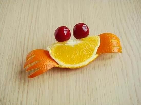 DIY Adorable Orange Crab 10