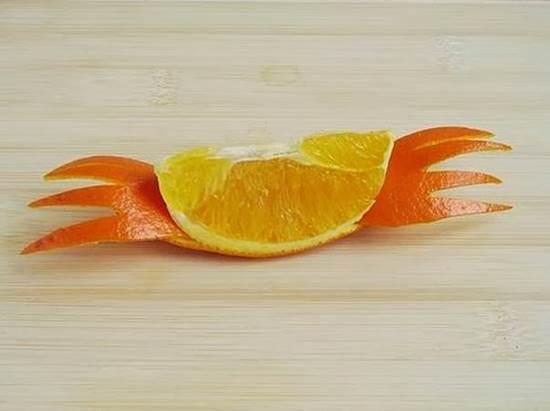 DIY Adorable Orange Crab 9