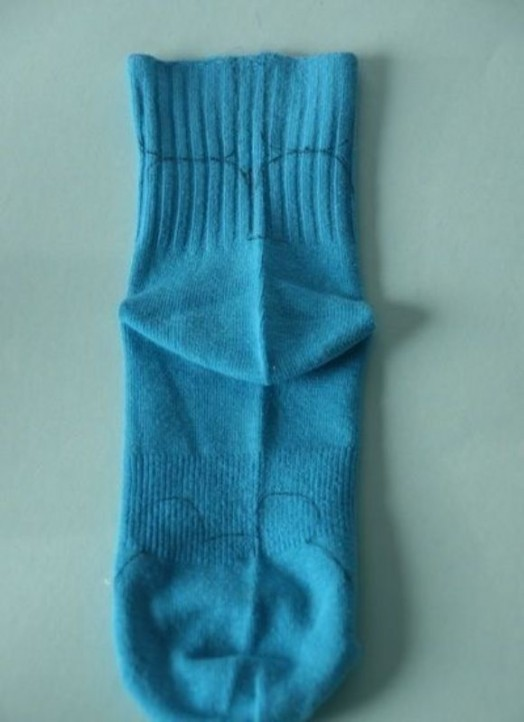 DIY Adorable Sock Teddy Bear 2
