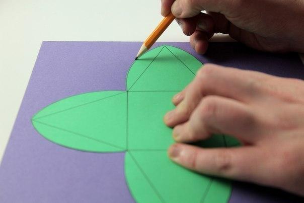 DIY Cute Simple Pyramid Gift Box 3