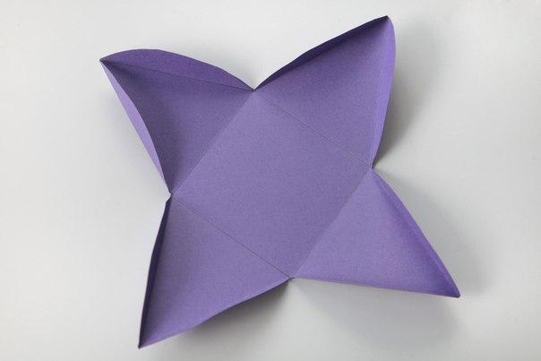 DIY Cute Simple Pyramid Gift Box 6