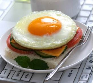 DIY Perfect Round Shaped Fried Egg 5