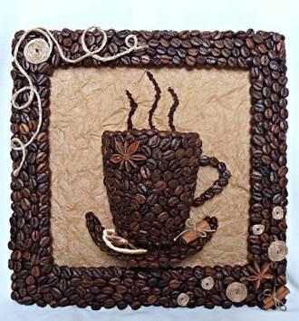 DIY 3D Coffee Cup Wall Decor 13