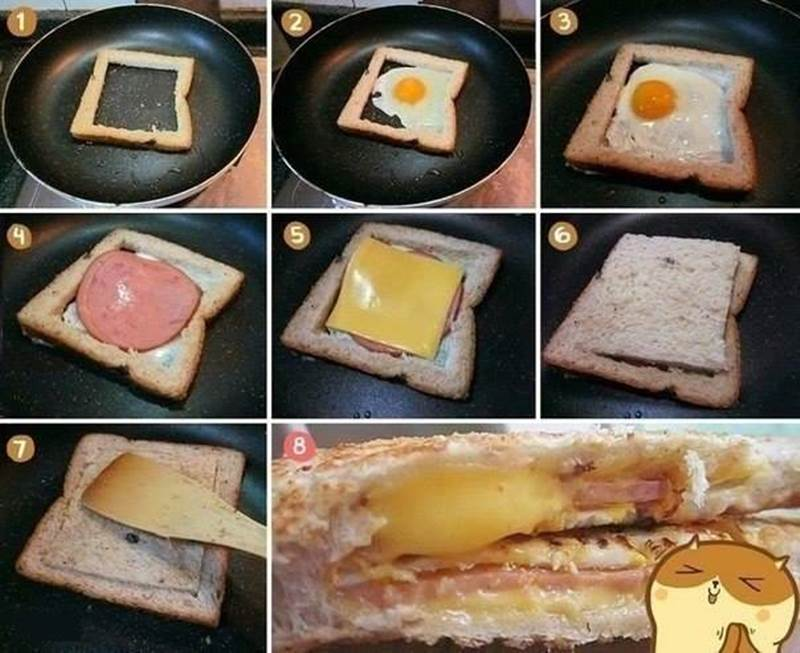 DIY Easy Delicious Sandwich