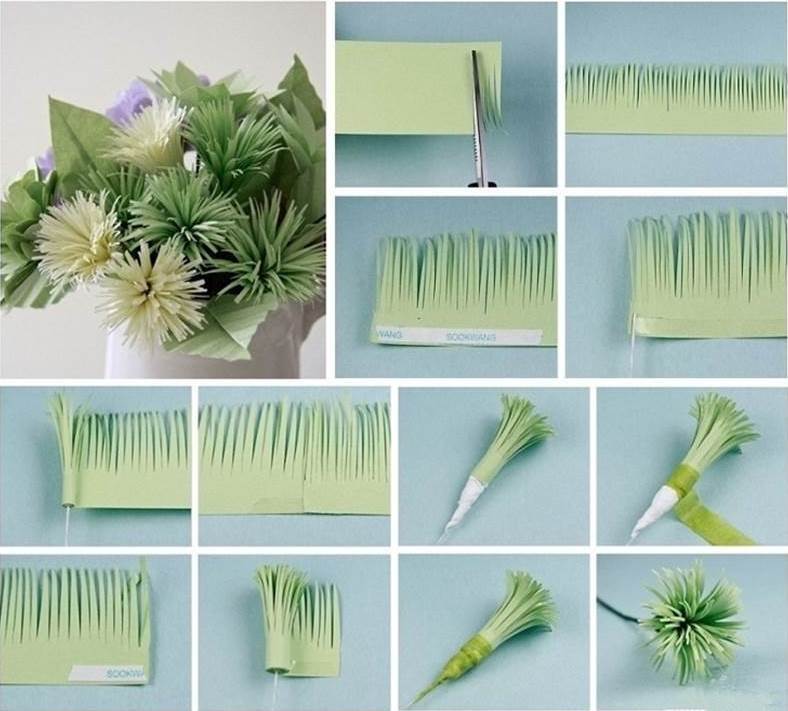 Diy Easy And Beautiful Paper Flowers Good Home Diy