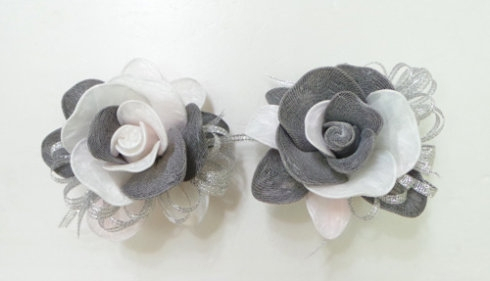 DIY Pretty Roses from Plastic Bags 12