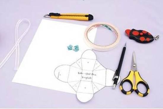 DIY Simple Cute Gift Box 2