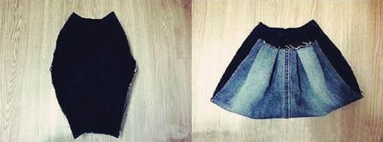 DIY Stylish Handbag from Old Jeans 33